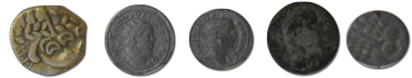 Coins through the ages