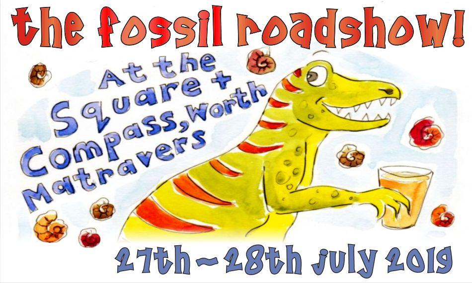 Slide 2  - Fossil Fayre